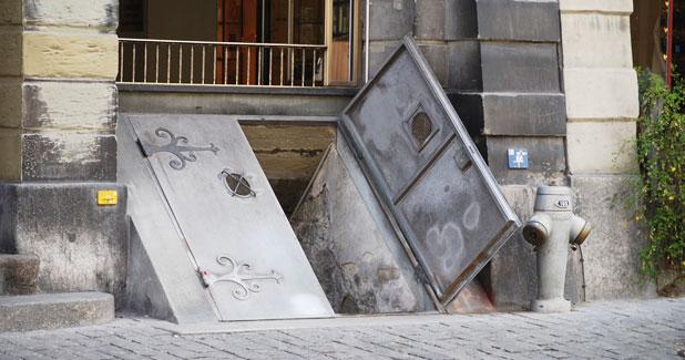 Cellar door installation New York