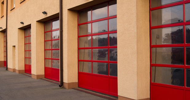 Commercial garage door service fairfax County VA