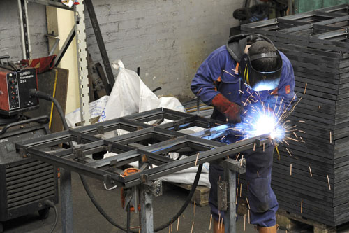 Gate welder New York