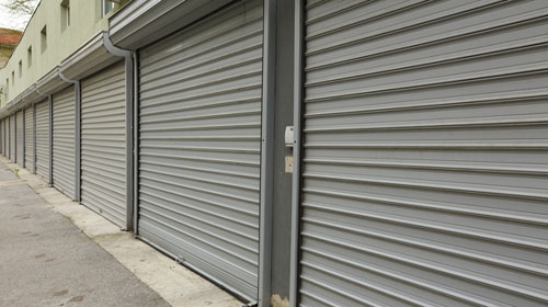 Roller shutter Washington