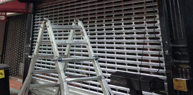 Rolling Shutter Repair Manhattan Ny